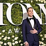 When He Showed Up to the Tonys Looking Fresh
