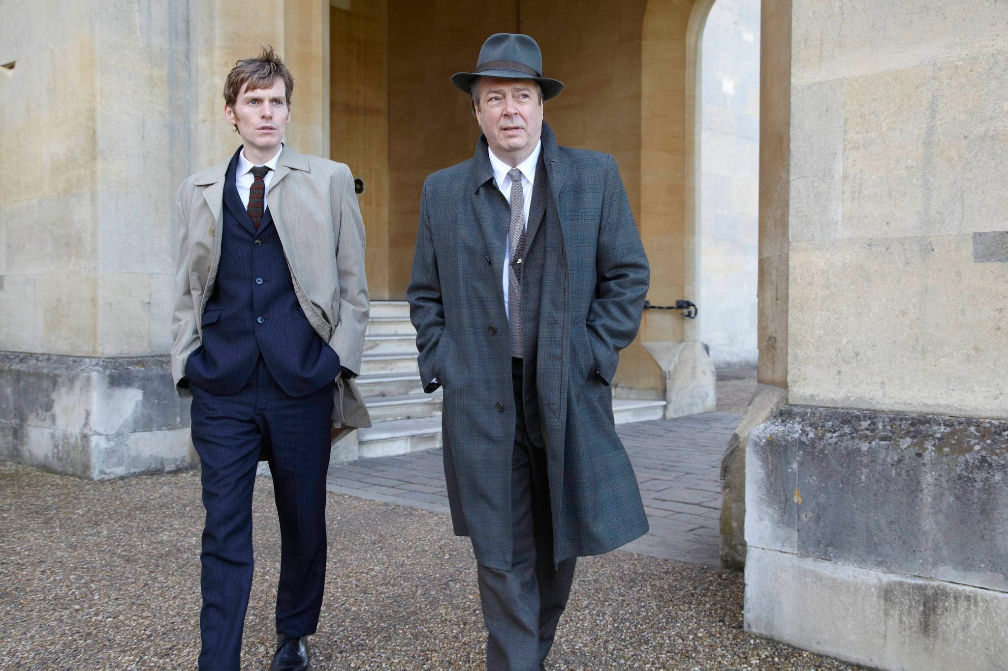 ENDEAVOUR (ITV): Shaun Evans, Roger Allam