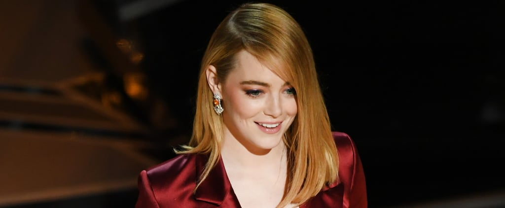 Emma Stone Calls Out the Lack of Female Best Director Nominees at Oscars