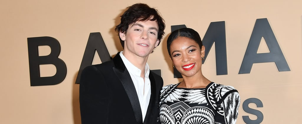 Ross Lynch and Jaz Sinclair's TikTok Dance Video