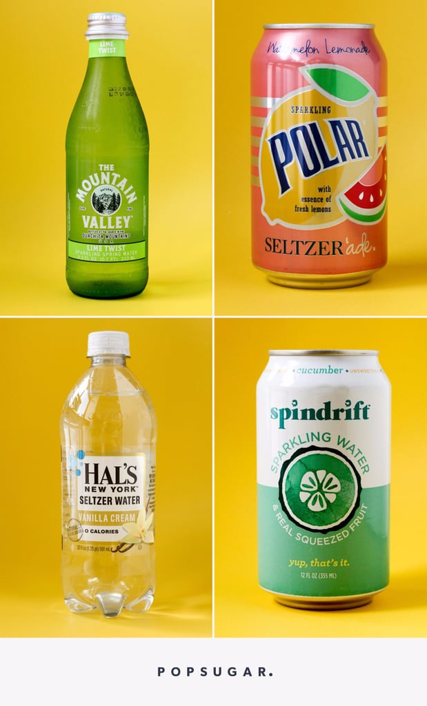 I Tried 90+ Flavored Sparkling Waters, So You Don't Have To
