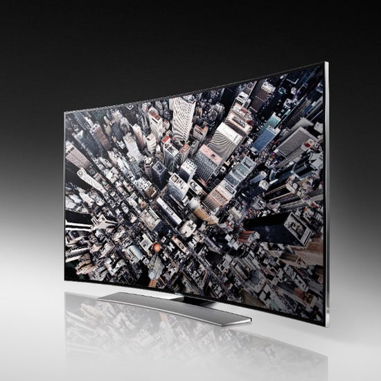Samsung Curved TV 2014