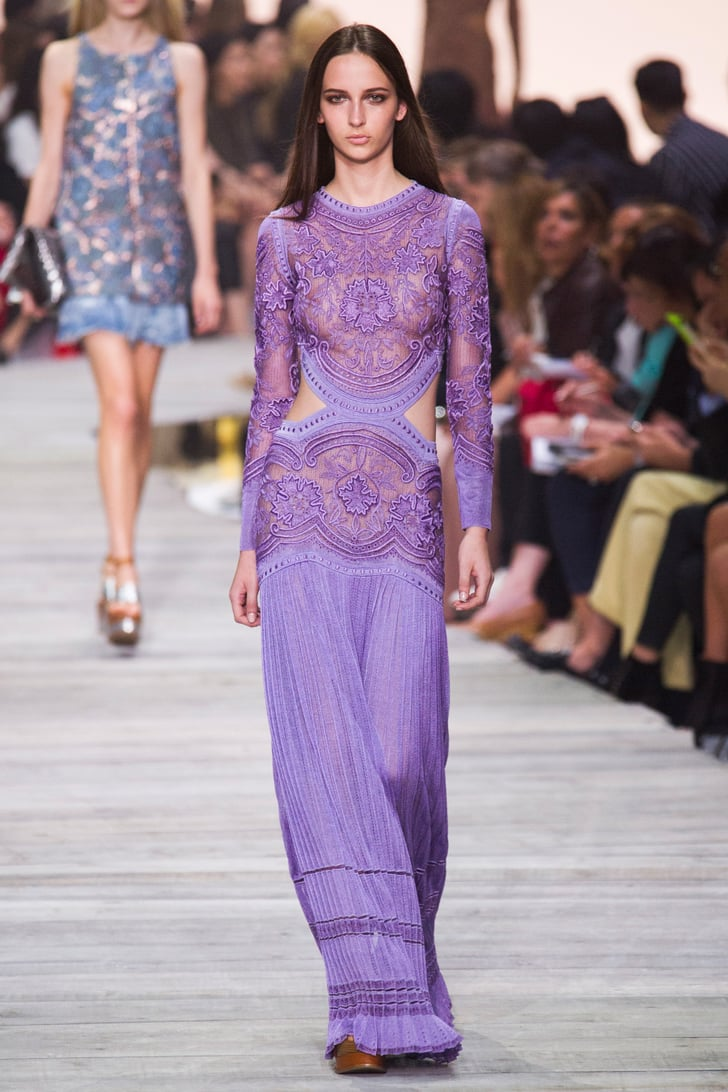 Fashion week Cavalli roberto spring for woman