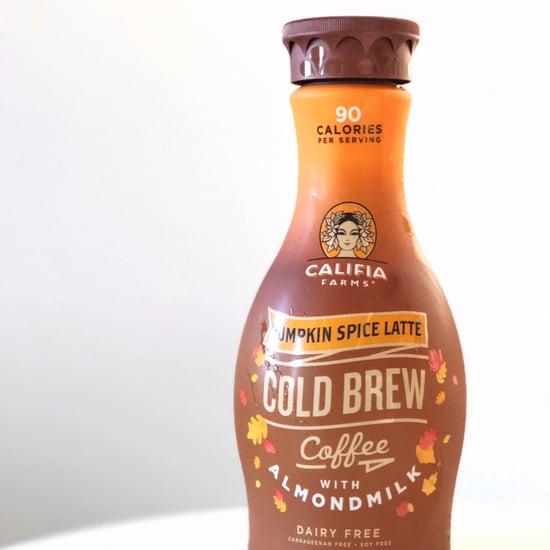 Califia Farms Almond Milk Cold-Brew Pumpkin Spice Latte