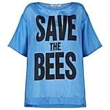 """""""No bees – No Us. We have to ban neo-nicotinoid pesticides and herbicides."""""""