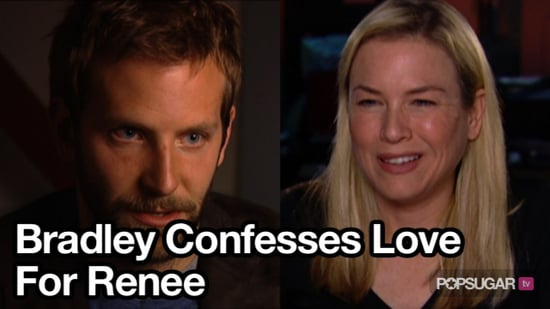 Video of Bradley Cooper Talking About His Love For Renee Zellweger