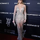 Khloé at the Angel Ball in 2016