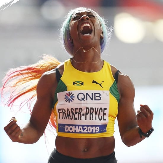 Shelly-Ann Fraser-Pryce on Winning Gold as a Mom
