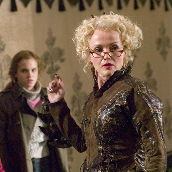 Rita Skeeter on Tactfully Handling the Situation
