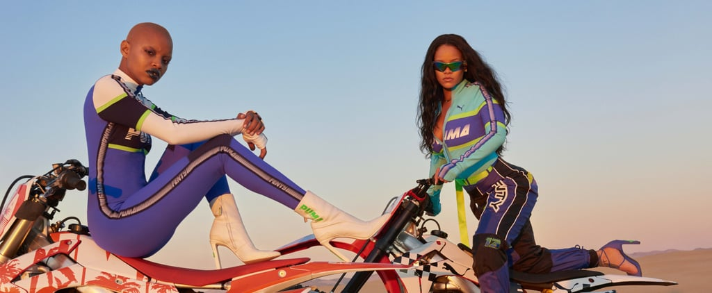 Shop Before It's Gone — Rihanna's Badass Fenty x Puma Spring Line Has Arrived