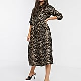 Vero Moda Midi Shirt Dress