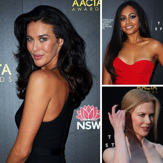 Australian Beauties: Snoop Last Night's AACTA Awards Red Carpet Looks