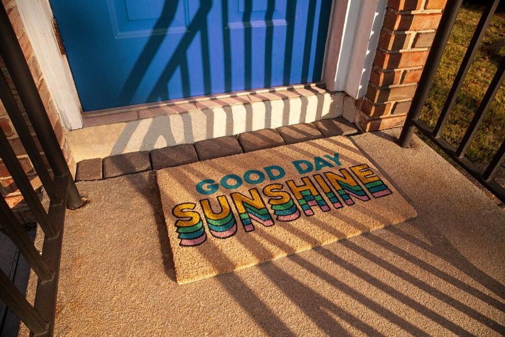 Best Doormats From Etsy