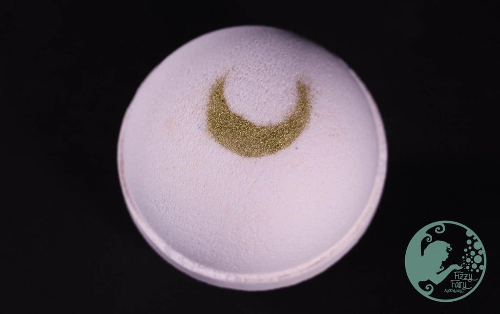 Sailor Moon Bath Bomb with a Charm Inside ($6)