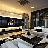 غرفة التلفاز