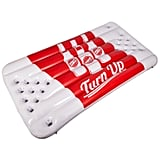 Can't Stop Party Supplies Inflatable Beer Pong Raft