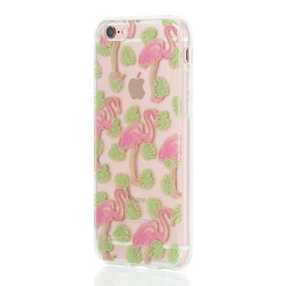 Pink Flamingo iPhone Case ($35)