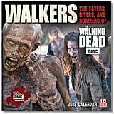 Walkers Of The Walking Dead 2018 Calendar