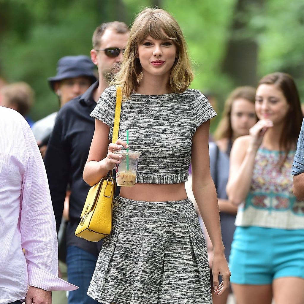 Taylor Swift Is Feeling Good About 2s