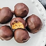 Low-Carb Peanut Butter Truffles