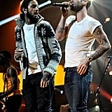 Gym Class Heroes and Adam Levine