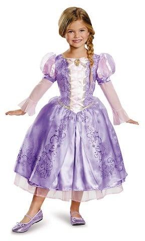 Rapunzel Deluxe Costume