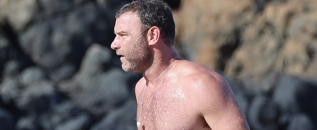It's Time to Talk About the Scruffy Sexiness That Is Liev Schreiber