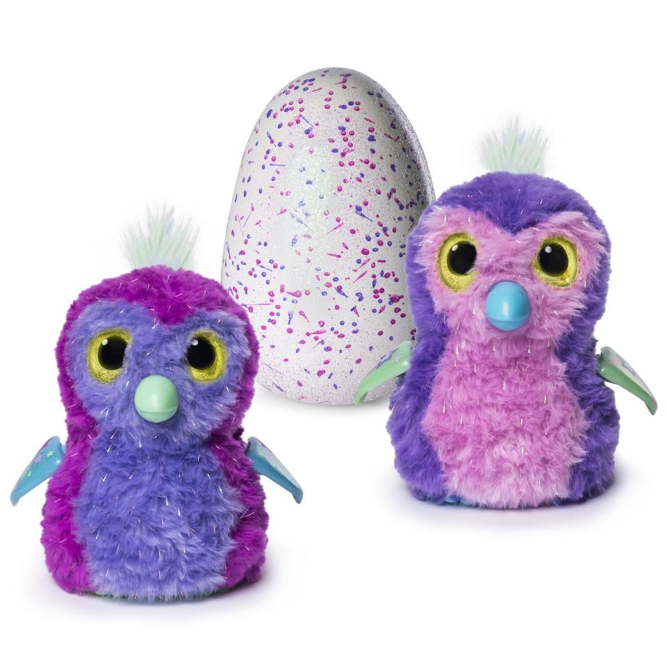 For 5-Year-Olds: Hatchimals (Glittering Garden)
