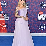 Julia Michaels at the 2019 CMT Awards