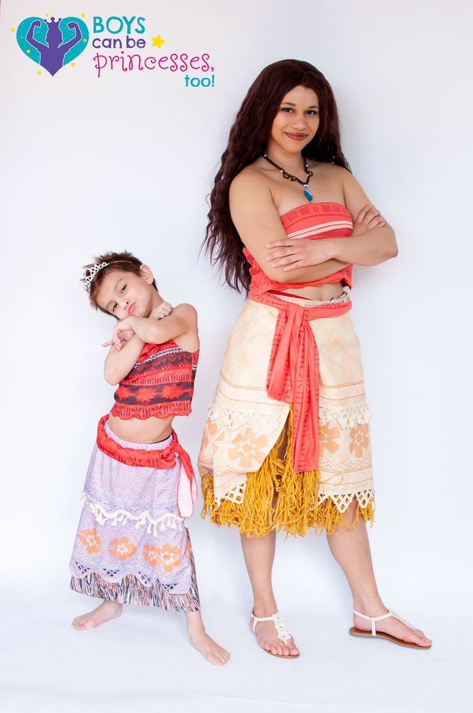 Kai and Moana
