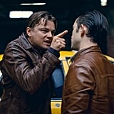 Photos of Leonardo DiCaprio and Joseph Gordon-Levitt in Inception 2010-06-24 15:43:25