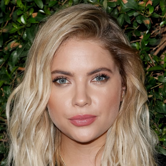 Ashley Benson Debuted a New Red Hair Color