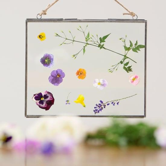 Pressed-Flowers DIY Video