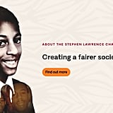 The Stephen Lawrence Charitable Trust