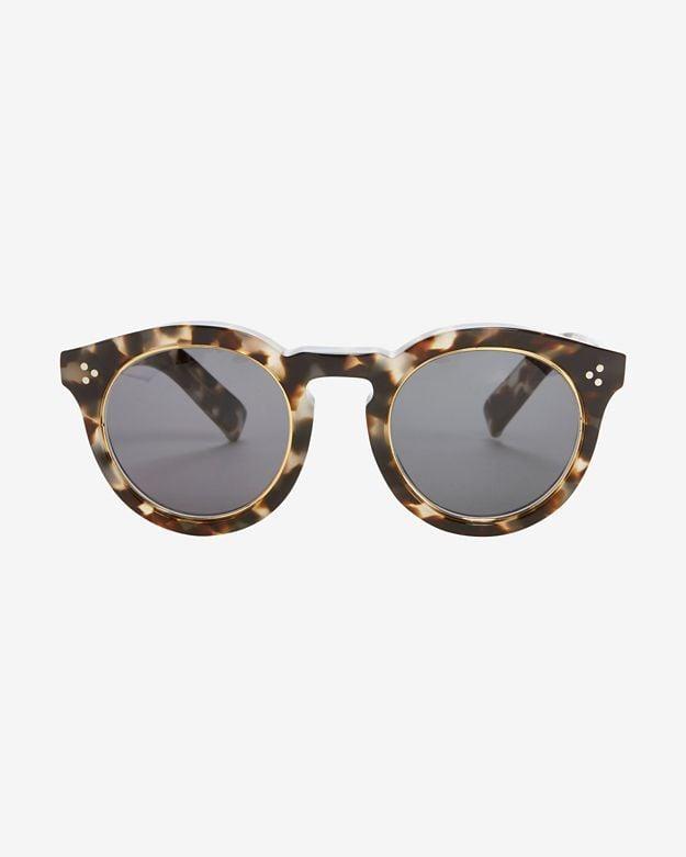 Illesteva Leonard II White Tortoise Sunglasses ($290)