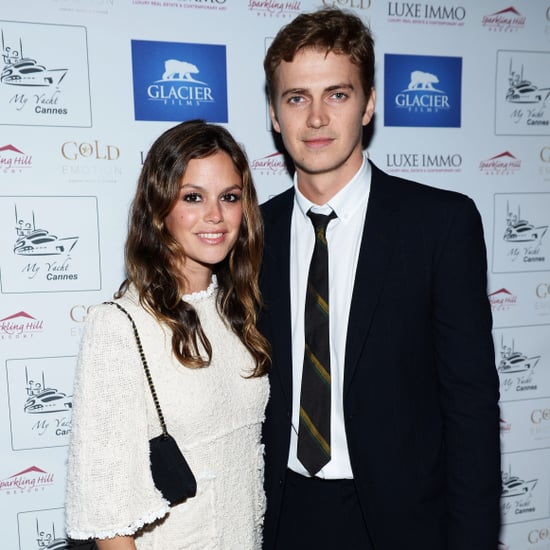Rachel Bilson on Coparenting With Ex Hayden Christensen