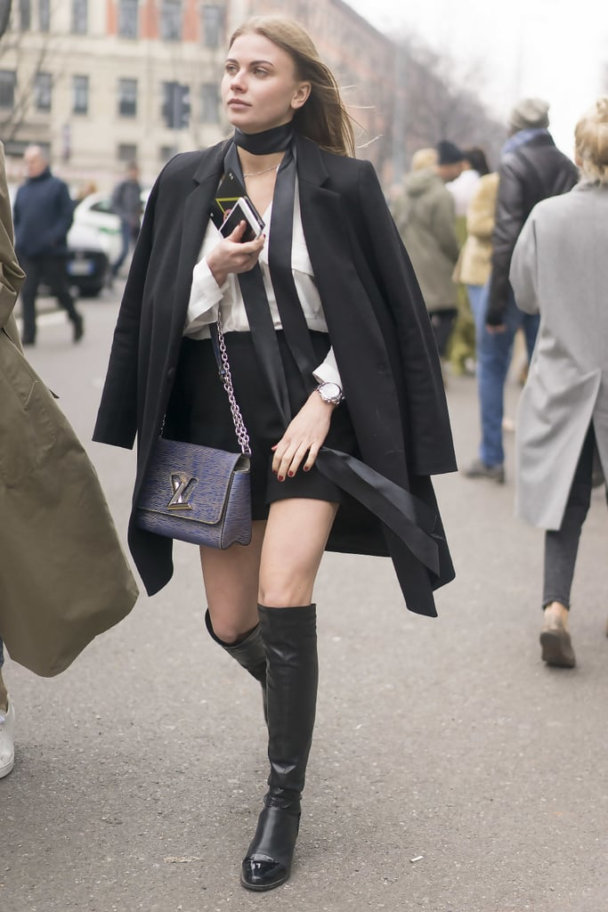 Knee-High Boots That Are More Stylish Than Sexy