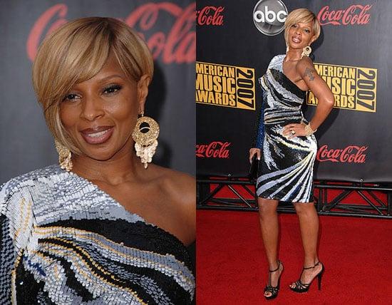 2007 American Music Awards: Mary J. Blige