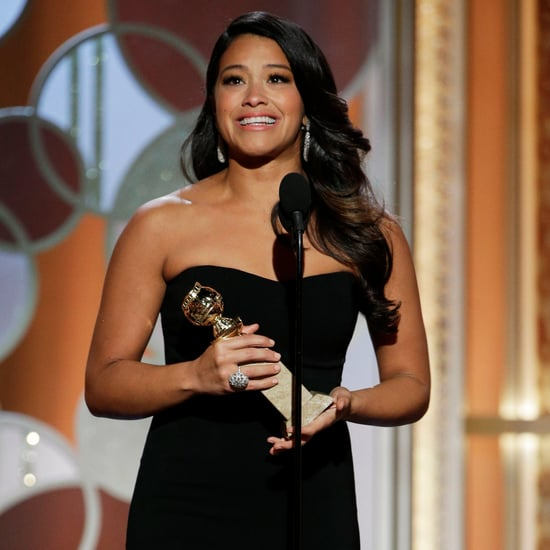 Gina Rodriguez's Golden Globes Speech May Make You Cry