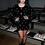 Gwen Stefani Preps For L.A.M.B. While Fashion Week Gets Ready to Wrap Up