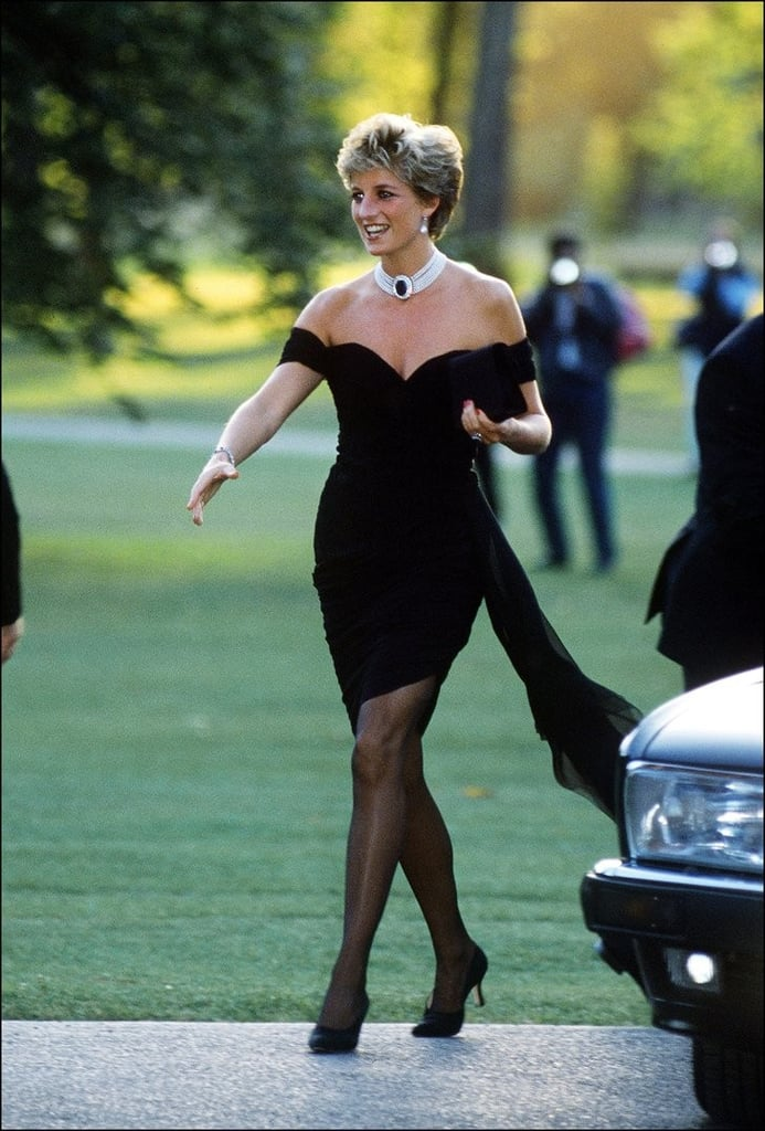 How to Dress Like Princess Diana