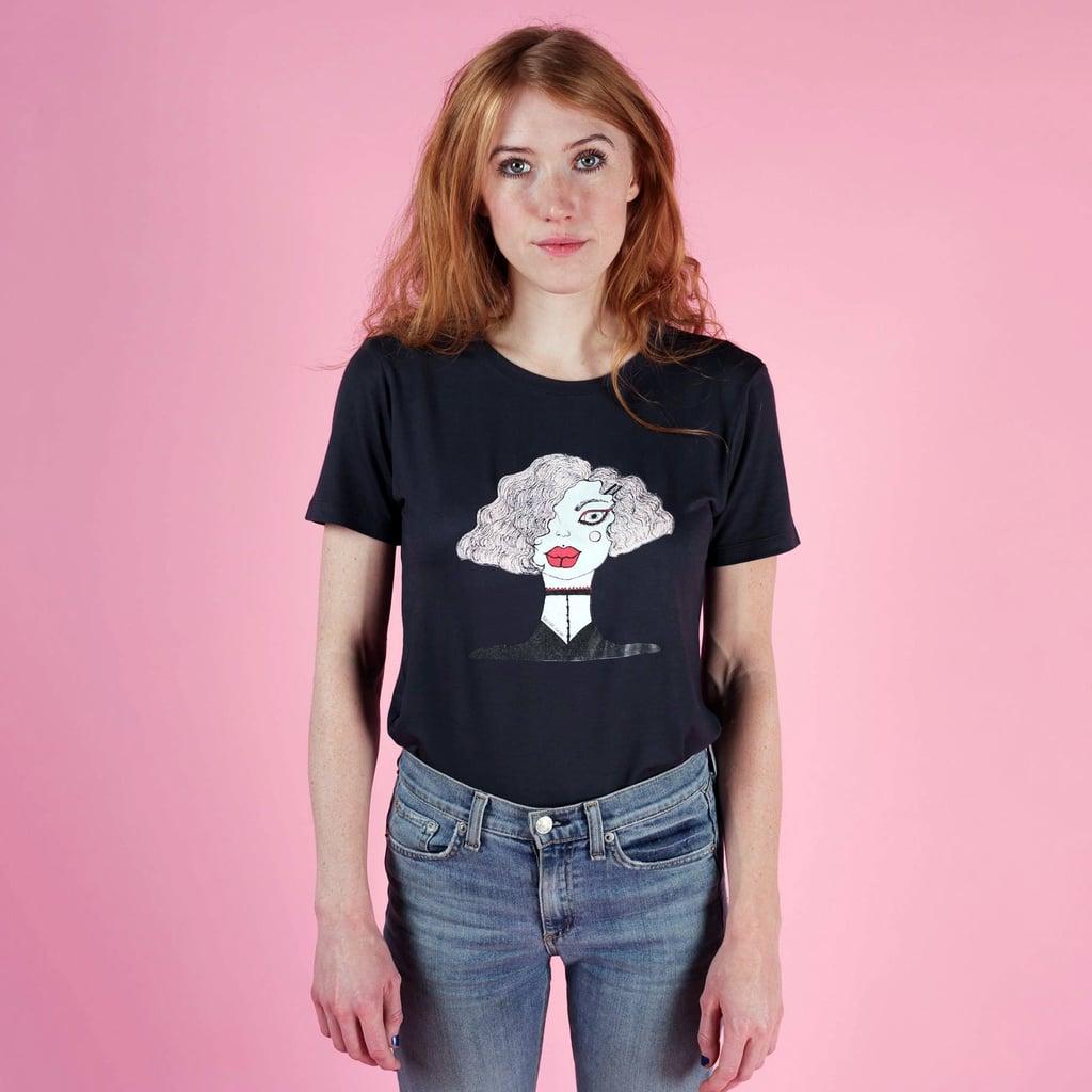 Astrid Print T-Shirt