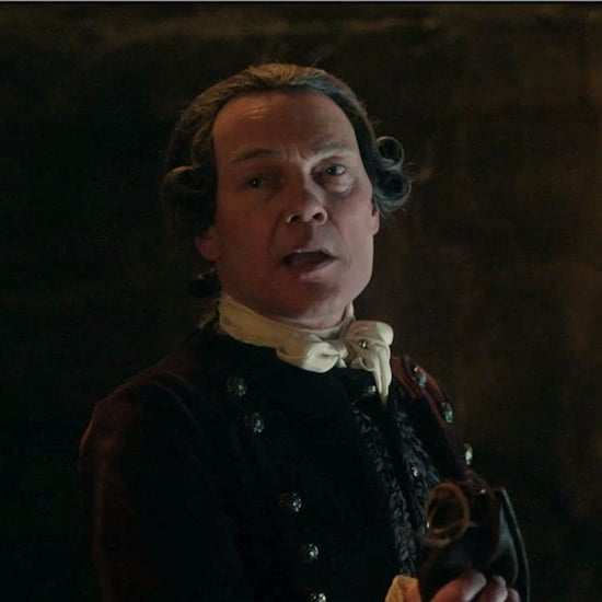 Who Is the Man Threatening Jamie on Outlander?