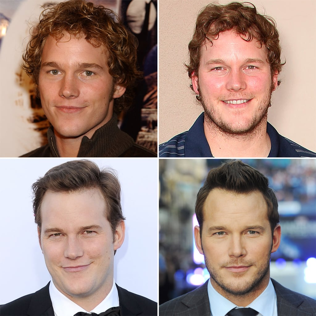 A Look Back at Chris Pratt Through the Years