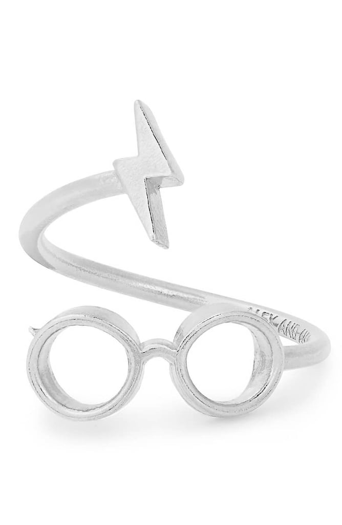 Alex and Ani Harry Potter Glasses Wrap Ring
