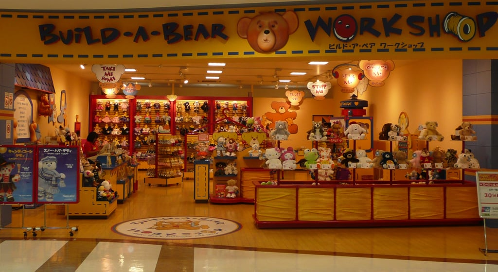 What Build-A-Bear Workshop Is Like For Parents