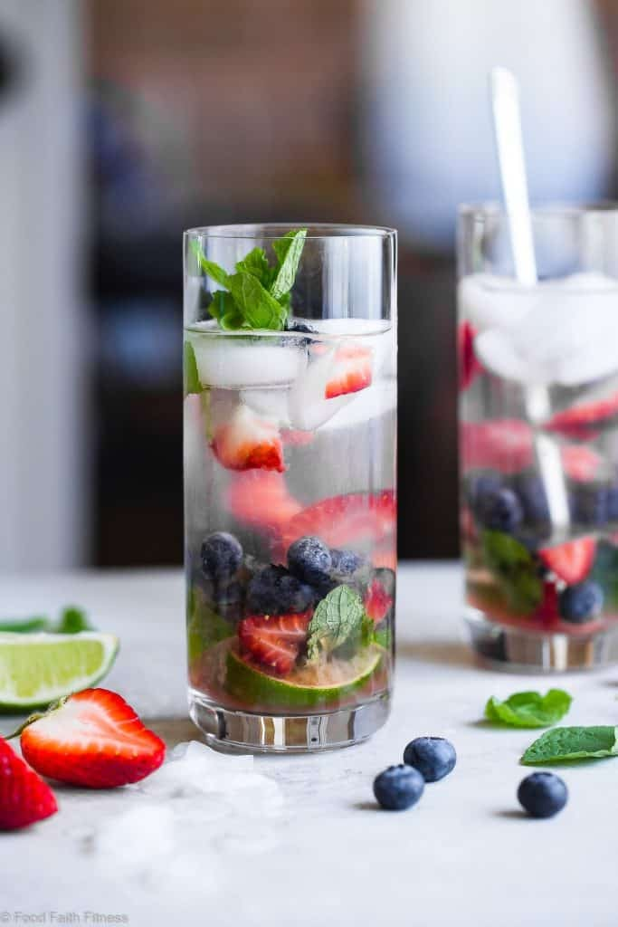 Healthy Summer Cocktail Recipes Popsugar Fitness