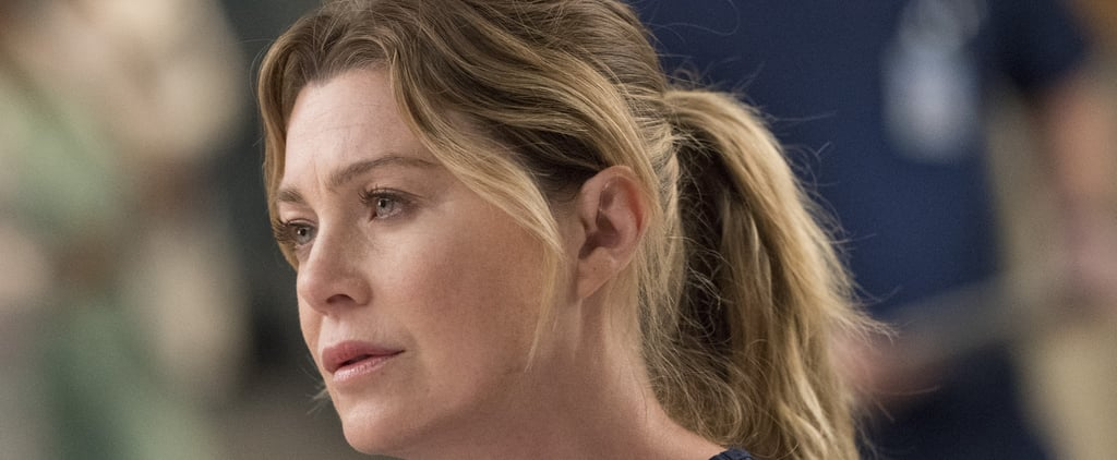 Ellen Pompeo Talks Grey's Anatomy Toxic Work Environment
