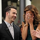 Danielle Jonas's Engagement Ring