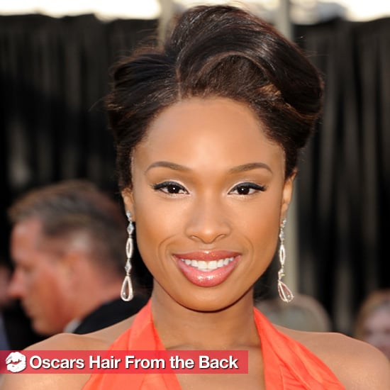 2011 Oscars Updos From Every Angle